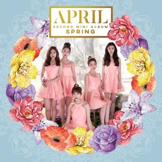 Spring (2nd Mini Album) - April