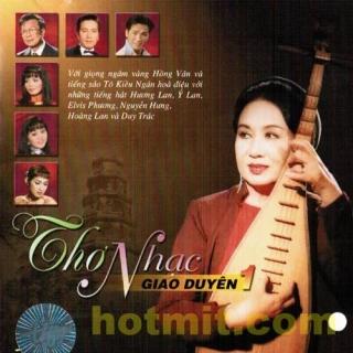 Thơ Nhạc Giao Duyên - Various Artists