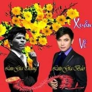 Xuân Về (Single) - Lưu Gia Bảo, Lưu Gia Thắng