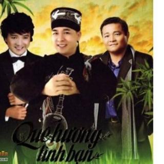 Quê Hương Tình Bạn - Sơn Hạ, Dương Ngọc Thái, Thành Lê (Nam)