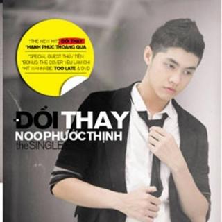 Đổi Thay (Single) - Noo Phước Thịnh