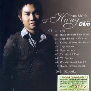 Đếm - Phạm Khánh Hưng