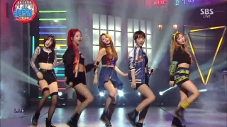 L.I.E (Inkigayo 05.06.2016) - EXID