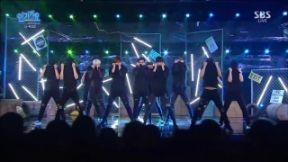 Stalker (Inkigayo 12.06.2016) - U-Kiss
