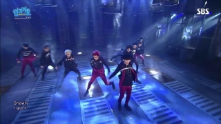 Monster (Inkigayo 12.06.2016) - EXO