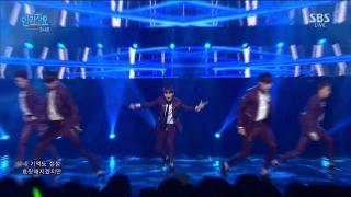 Back Again (Inkigayo 12.06.2016) - KNK (Band)