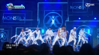 All In (M Countdown 23.06.2016) - Monsta X
