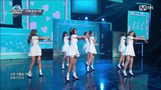Mr.Chu (M Countdown 23.06.2016) - CLC
