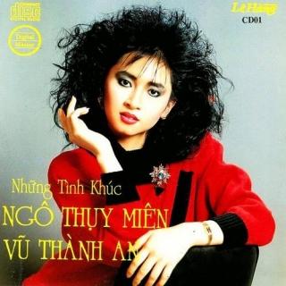 Tình Khúc Ngô Thụy Miên, Vũ Thành An - Various Artists
