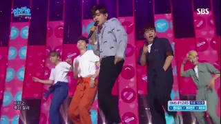 Can't Help Myself (Inkigayo 24.07.2016) - Eric Nam