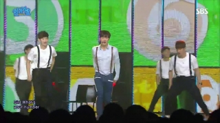 What's Your Number? (Inkigayo 24.07.2016) - Zhou Mi