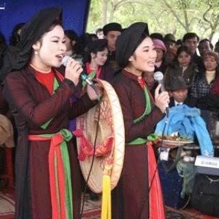 Dân Ca Quan Họ Bắc Ninh - Phương Thu