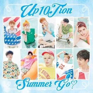 Summer Go (4th Mini Album) - UP10TION