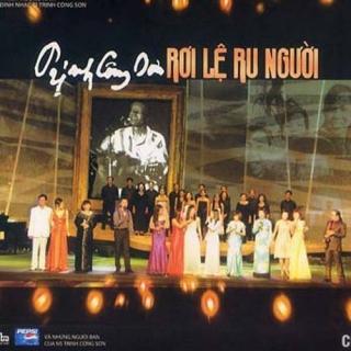 Rơi Lệ Ru Người CD1 - Various Artists 1