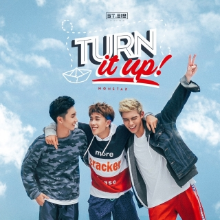 Turn It Up (Single) - Monstar