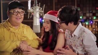 Chúc Mừng Năm Mới - Happy New Year 2015 - Vương Khang, Tú Vi, Bùi Anh Tuấn