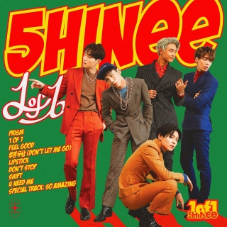 1 Of 1 (5th Album) - SHINee