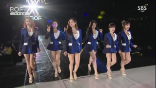 So Crazy (Busan One Asia Festival 2016) - T-ara