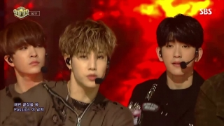 Hard Carry (Inkigayo 16.10.2016) - GOT7