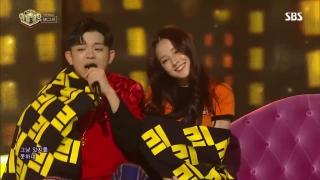 Dangerous (Inkigayo 16.10.2016) - Mc Gree