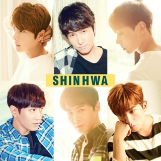 She Said (Single) - Shinhwa