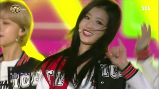 Cheer Up (Inkigayo 30.10.2016) - Twice