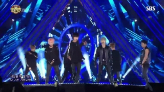 Fighter (Inkigayo 30.10.2016) - Monsta X