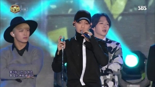 It's Okay (Inkigayo 30.10.2016) - BTOB