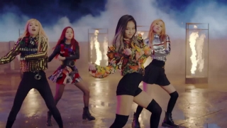 Playing With Fire - Black Pink
