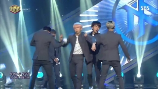 Fighter (Inkigayo 06.11.2016) - Monsta X