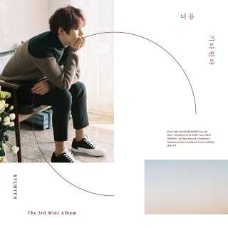 Waiting, Still (3rd Mini Album) - Kyu Hyun (Super Junior)