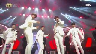 Skydive (Inkigayo 13.11.2016) - B.A.P