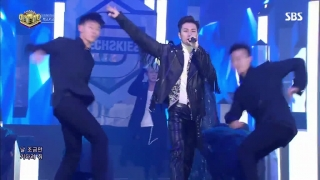 Chivalry (Inkigayo 04.12.2016) - Sechs Kies