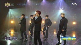 Nightmare (Inkigayo 04.12.2016) - B1A4