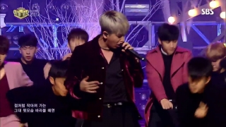 A Lie (Inkigayo 04.12.2016) - B1A4