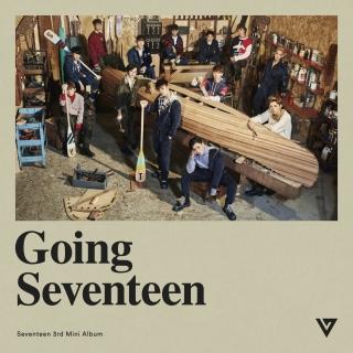 Going Seventeen (3rd Mini Album) - Seventeen