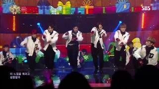 BoomBoom (Inkigayo 18.12.2016) - Seventeen