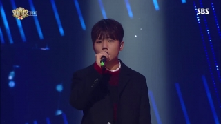 The Fool (Inkigayo 18.12.2016) - Jung Seung Hwan