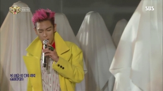 Last Dance (Inkigayo 18.12.2016) - Big Bang