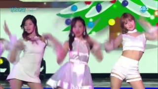 Cheer Up + TT (SBS Gayo Daejun 2016) - Twice