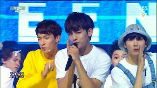 Adore U (Inkigayo 21.06.15) (Vietsub) - Seventeen