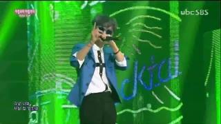 Ah Ah (Inkigayo 12.07.15) - TEEN TOP
