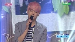 Ah Ah (Inkigayo 28.06.15) - TEEN TOP