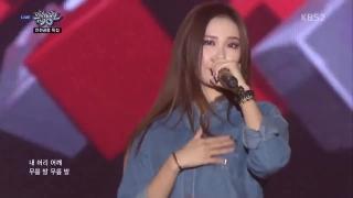 Ah Yeah (Music Bank 16.10.15) - EXID