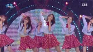 Ah-Choo (Inkigayo 25.10.15) - Lovelyz