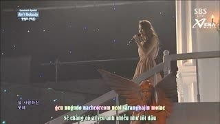 Ain't Nobody (Inkigayo 03.08.14) (Vietsub) - HATFELT