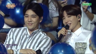 Alright (Inkigayo 19.07.15) - Super Junior