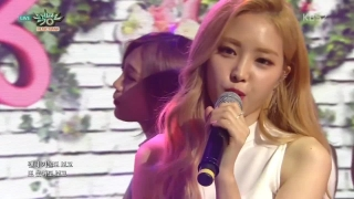 Attracted To U (Music Bank 17.07.15) - A Pink