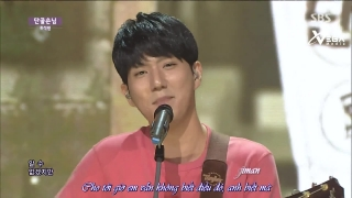 A Regular Customer (Inkigayo 24.08.14) (Vietsub)  - Ryu Jae Hyun