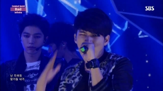 Bad (Inkigayo 19.07.15) - Infinite